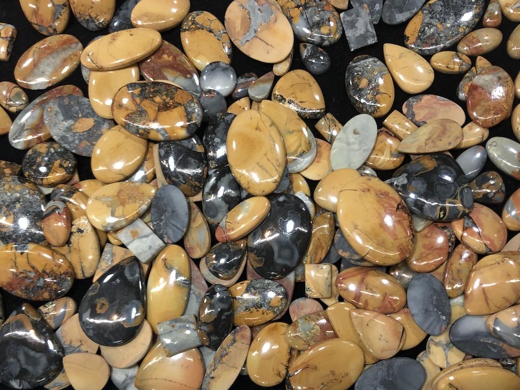 Chintu vends ces superbes jaspes de variété Malingala