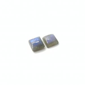 Labradorite (Paire) 9x9xmm