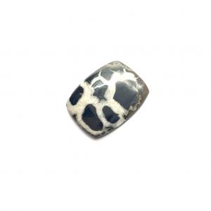 Septaria Noire 26×20.5×4.5mm