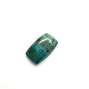 Chrysocolle 25×15.5x6mm