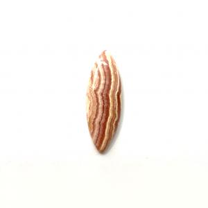 Rhodochrosite 35.5×12.5×4.5mm