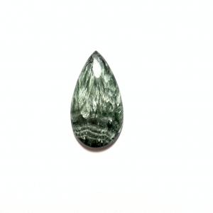 Séraphinite 33.5×18.5x5mm