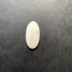 Scolecite Blanche 29.5x15x5mm