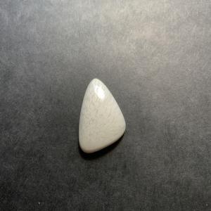 Scolecite Blanche 34×20.5x7mm