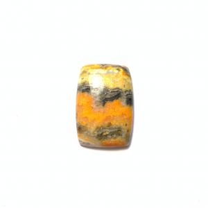 Jaspe Bumble Bee 31.5×21.5x6mm