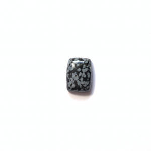 Obsidienne Floconnée 16.5×12.5x6mm