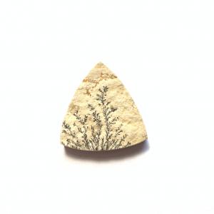 Psilomélane sur Calcaire 24.5x23x4.5mm