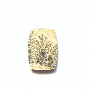 Psilomélane sur Calcaire 28.5x20x4mm